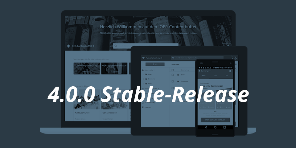 Bild: edu-sharing 4.0 Release