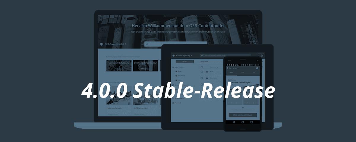 Bild: edu-sharing 4.0 Release